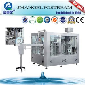 Full Automatic Complete Small Scale Capacity Mineral Water Plant with Machinery Cost pictures & photos