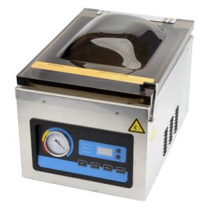 Oil Pump Vacuum Chamber Packaging Sealer C15-6