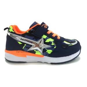Colorful Children Shoes for Boy Buckle