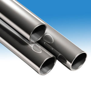 Polished Stainless Steel Pipe /Tube for Decoration and Industry pictures & photos