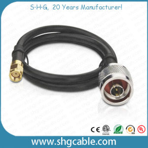 50 Ohms LMR195 Coaxial Cable with N Connectors pictures & photos