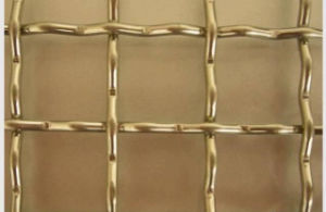 High Qualiity Crimped Wire Mesh pictures & photos
