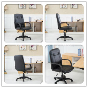 modern PU Office Chair Small Clerk Chair pictures & photos