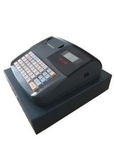Thermal Print Cash Register A5 Gray