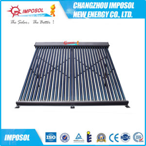 Split Solar Energy Water Heater System with Solar Collector