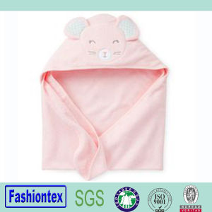 100% Cotton Toddler Bath Cloth Infant Swaddle Baby Beach Towel pictures & photos