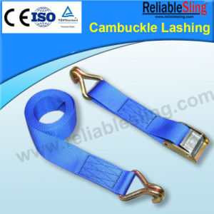 Auto, Motorcycle Rigging Cam Buckle Tie Down Straps pictures & photos