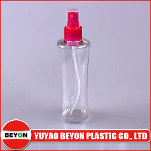 Empty 200ml Plastic Waist Cosmetic Bottle