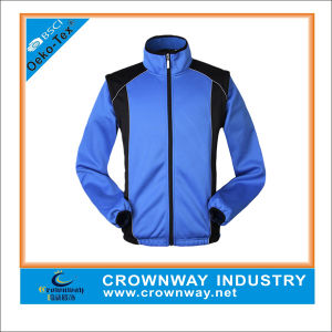 Mens Best Breathable Winter Waterproof Cycling Jacket pictures & photos