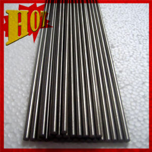 W 1 Pure Tungsten Bar for Sapphire Growth Furnace