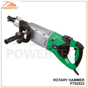 Powertec 2100W 50mm Electric Rotary Hammer (PT82523) pictures & photos
