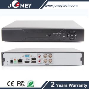 Analog/IP/Hdcvi Camera 1080P 4channel HD Cvi DVR pictures & photos