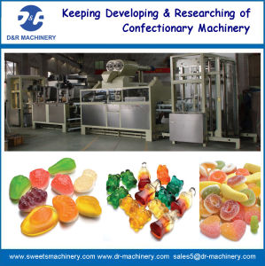 Starch Mould Jelly Candy Production Line pictures & photos