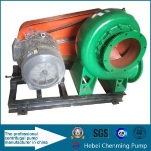 Customized Cast Iron Electric Industry Dewater Single-Stage Mixed-Flow Pump