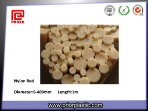 High Tempature Resistant White Mc Nylon Bar pictures & photos