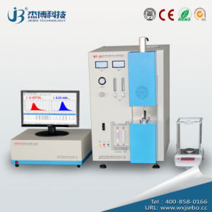 High-Frequency Infrared Carbon Sulfur Analyzer for Alloy Analysis pictures & photos
