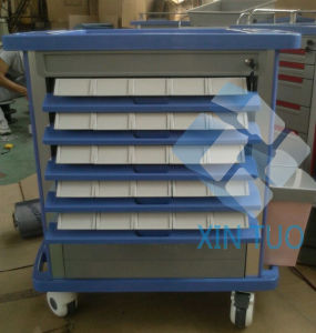 Hospital Used Medical Drug Cart / Cost Effective Drug Trolleys