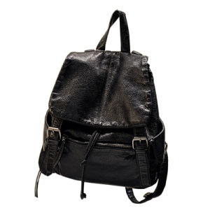 Professional ODM Ladies PU Leather Backpack (FW018)