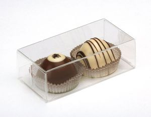 Custom PP gift box for chocolates (candy packaging) pictures & photos