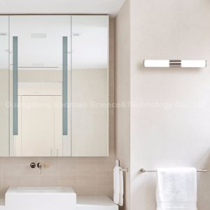 Indoor Metal 8W Wall LED Light with Lamp for Bathroom