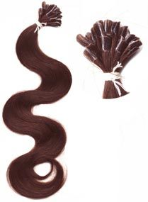 Nail and Pre Bonde Hair Extension (body)