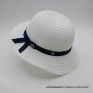 Fashion White Custom Bucket Hat pictures & photos