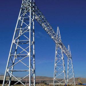 750kv Substation Steel Structure, Transmission Line