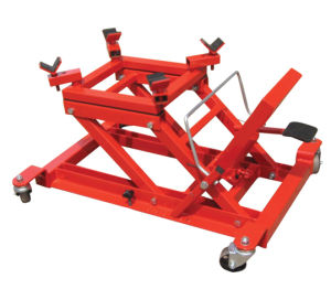 1500lbs Hydraulic Motorcycle/ATV Lift Table Jack Hoist pictures & photos