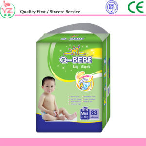 Hot Sale New Cotton Baby Diapers with Adl