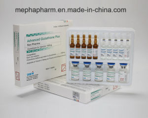 Fast Delivery Advanced Glutathione Injection for Skin-Lighting 3000mg 1500mg pictures & photos