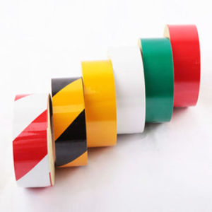 Professional Factory Made Pressure-Sensitive Glass Beads Reflective Tapes pictures & photos