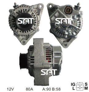 Nippondenso Alternator 27060-50300 27060-5030084 104210-8010 pictures & photos