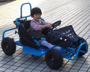 80cc off Road Pedal Go Kart with EPA for Children pictures & photos