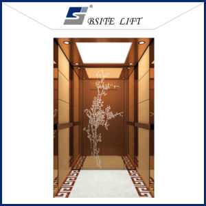 Stable & Low Noise Passenger Lift Elevator
