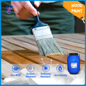 Water Repellent Anti-Scratch Wood Paint PF-302b1