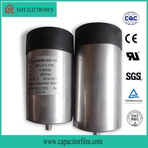 DC-Link Filter Metalized Film Capacitor pictures & photos