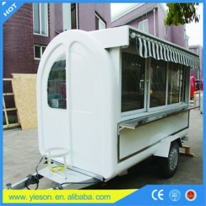 Ys-FT280c Hot Sale China Food Trailers Mobile Dining Car pictures & photos
