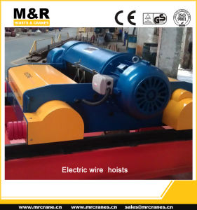 0.75 Ton Electric Wire Rope Hoist with Low Price pictures & photos