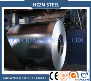 Baosteel (Huangshi) Hot Dipped Galvanized Steel Coil pictures & photos
