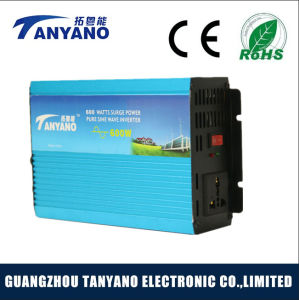 Best Quality Low Cost Pure Sine Wave Power Inverter 600W