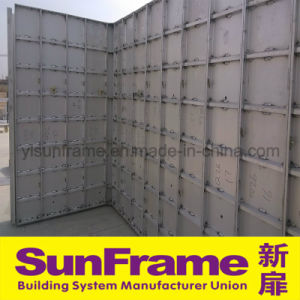 Slab Panel and Wall Panel Aluminium Formwork pictures & photos