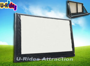 High Durability Fire-Retardant 18oz Tarpaulin Inflatable Movie Screen pictures & photos