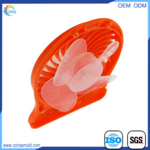 Plastic Products Injection Mold Mini USB Electric Fan Auto Parts pictures & photos