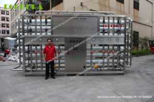 RO Water Treatment Machine / Water Purification Plant (RO-20000L/H) pictures & photos