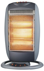 ETL Certificate Home Appliance Electric Heater with Halogen Heating Element