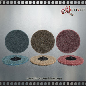 Non Woven Quick Change Surface Conditioning Abrasive Discs