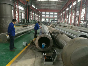 Marine Stainless Steel Tailshaft with Mill Certificate Tail Shaft