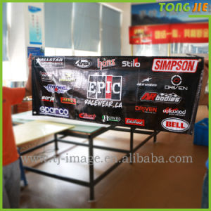 Competitive Price Printing Reflective Star Flex Banner pictures & photos