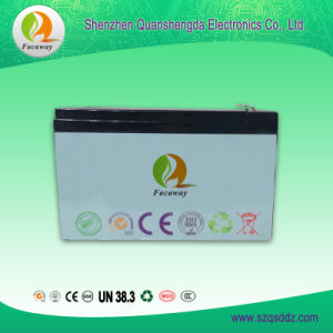 (QSD-12) 12V/12ah Energy Storage Battery Pack pictures & photos