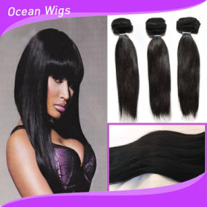Original Straight Human Virgin Indian Hair pictures & photos